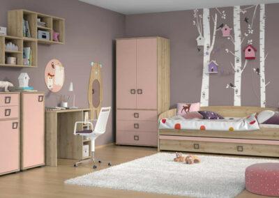 Slika dečije sobe kiki jasmin