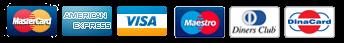 Logotipi kreditnih i debitnih kartica