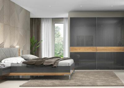 Onyx spavaće sobe
