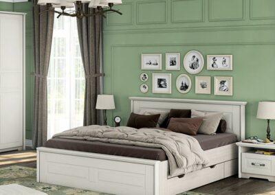 Slika evergreen spavaće sobe